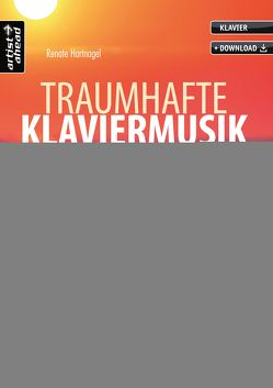 Traumhafte Klaviermusik von Hartnagel,  Renate