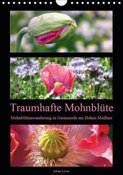 Traumhafte Mohnblüte (Wandkalender 2019 DIN A4 hoch) von Löwer,  Sabine