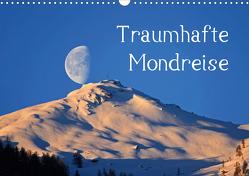 Traumhafte MondreiseAT-Version (Wandkalender 2021 DIN A3 quer) von Kramer,  Christa