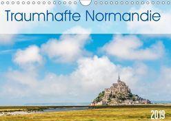 Traumhafte Normandie (Wandkalender 2019 DIN A4 quer) von Zwanzger,  Wolfgang
