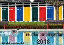Traumhafter Bergwinkel 2018 – Ländliche Idylle mitten in Deutschland (Wandkalender 2018 DIN A4 quer) von Ehmke,  E.