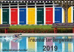 Traumhafter Bergwinkel 2019 – Ländliche Idylle mitten in Deutschland (Tischkalender 2019 DIN A5 quer) von Ehmke,  E.