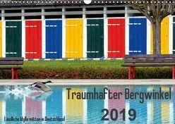 Traumhafter Bergwinkel 2019 – Ländliche Idylle mitten in Deutschland (Wandkalender 2019 DIN A3 quer) von Ehmke,  E.