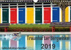 Traumhafter Bergwinkel 2019 – Ländliche Idylle mitten in Deutschland (Wandkalender 2019 DIN A4 quer) von Ehmke,  E.
