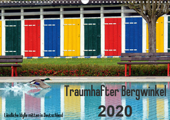 Traumhafter Bergwinkel 2020 – Ländliche Idylle mitten in Deutschland (Wandkalender 2020 DIN A3 quer) von Ehmke,  E.