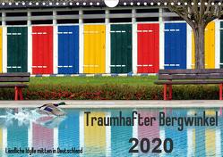Traumhafter Bergwinkel 2020 – Ländliche Idylle mitten in Deutschland (Wandkalender 2020 DIN A4 quer) von Ehmke,  E.