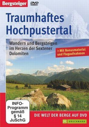 Traumhaftes Hochpustertal (DVD) von Bach,  Friedrich