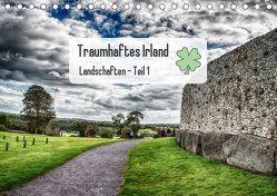 Traumhaftes Irland – Landschaften – Teil 1 (Tischkalender 2019 DIN A5 quer) von http://www.wied.it, Wiedmann,  Benjamin