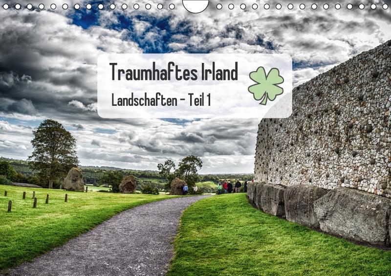 Briefe Nach Irland : Traumhaftes irland landschaften teil wandkalender