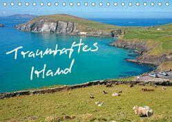 Traumhaftes Irland (Tischkalender 2019 DIN A5 quer) von Kuttig,  Siegfried