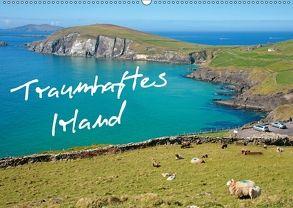 Traumhaftes Irland (Wandkalender 2018 DIN A2 quer) von Kuttig,  Siegfried
