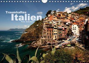 Traumhaftes Italien (Wandkalender 2018 DIN A4 quer) von Schickert,  Peter