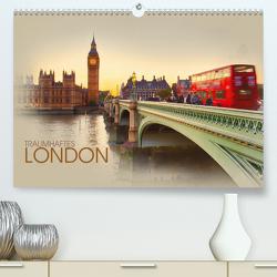 Traumhaftes London (Premium, hochwertiger DIN A2 Wandkalender 2020, Kunstdruck in Hochglanz) von Meutzner,  Dirk