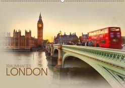 Traumhaftes London (Wandkalender 2018 DIN A2 quer) von Meutzner,  Dirk