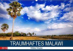 Traumhaftes Malawi (Wandkalender 2019 DIN A2 quer) von Woyke,  Wibke