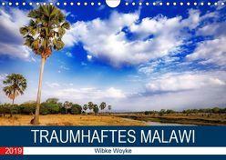 Traumhaftes Malawi (Wandkalender 2019 DIN A4 quer) von Woyke,  Wibke