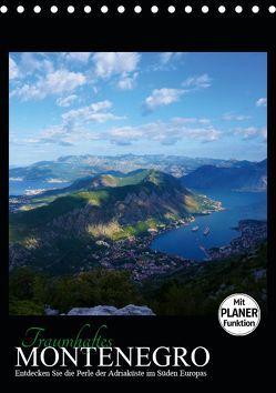 Traumhaftes Montenegro – Entdecken Sie die Perle der Adria im Süden Europas (Tischkalender 2019 DIN A5 hoch) von Informationsdesign,  SB