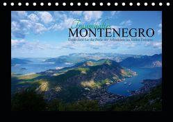 Traumhaftes Montenegro – Entdecken Sie die Perle der Adria im Süden Europas (Tischkalender 2020 DIN A5 quer) von Informationsdesign,  SB