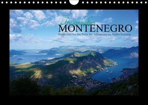 Traumhaftes Montenegro – Entdecken Sie die Perle der Adria im Süden Europas (Wandkalender 2018 DIN A4 quer) von Informationsdesign,  SB