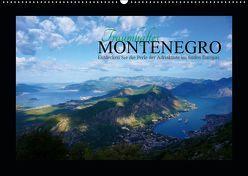 Traumhaftes Montenegro – Entdecken Sie die Perle der Adria im Süden Europas (Wandkalender 2019 DIN A2 quer) von Informationsdesign,  SB