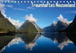 Traumhaftes Neuseeland (Tischkalender 2019 DIN A5 quer) von Haberstock,  Matthias