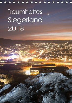 Traumhaftes Siegerland 2018 (Tischkalender 2018 DIN A5 hoch) von Ulrich Irle,  Dag
