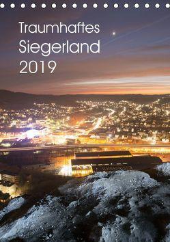 Traumhaftes Siegerland 2019 (Tischkalender 2019 DIN A5 hoch) von Ulrich Irle,  Dag