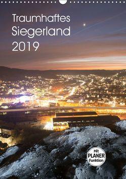 Traumhaftes Siegerland 2019 (Wandkalender 2019 DIN A3 hoch) von Ulrich Irle,  Dag