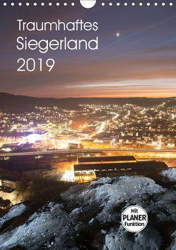 Traumhaftes Siegerland 2019 (Wandkalender 2019 DIN A4 hoch) von Ulrich Irle,  Dag