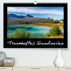 Traumhaftes Skandinavien (Premium, hochwertiger DIN A2 Wandkalender 2021, Kunstdruck in Hochglanz) von Kucher-Freudenthal,  Antje