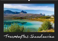 Traumhaftes Skandinavien (Wandkalender 2019 DIN A2 quer) von Kucher-Freudenthal,  Antje