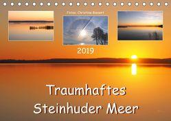 Traumhaftes Steinhuder Meer (Tischkalender 2019 DIN A5 quer) von Bienert,  Christine