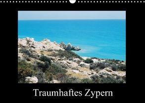 Traumhaftes Zypern (Wandkalender 2018 DIN A3 quer) von Fehske-Egbers,  Iris, Rosenkatzen-Fotografie