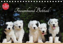 Traumhund Bobtail (Tischkalender 2019 DIN A5 quer) von Starick,  Sigrid