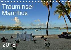Trauminsel Mauritius (Tischkalender 2018 DIN A5 quer) von Linzner,  Petra