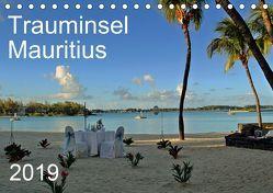 Trauminsel Mauritius (Tischkalender 2019 DIN A5 quer) von Linzner,  Petra