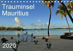 Trauminsel Mauritius (Tischkalender 2020 DIN A5 quer) von Linzner,  Petra