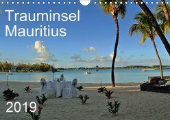 Trauminsel Mauritius (Wandkalender 2019 DIN A4 quer) von Linzner,  Petra