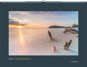Trauminseln 2021 von KUNTH Verlag
