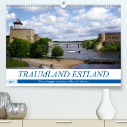 Traumland Estland – Erkundungen zwischen Saka und Narva (Premium, hochwertiger DIN A2 Wandkalender 2021, Kunstdruck in Hochglanz) von von Loewis of Menar,  Henning