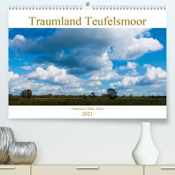 Traumland Teufelsmoor (Premium, hochwertiger DIN A2 Wandkalender 2021, Kunstdruck in Hochglanz) von Adam,  Ulrike