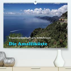 Traumlandschaft am Mittelmeer: Die Amalfiküste (Premium, hochwertiger DIN A2 Wandkalender 2020, Kunstdruck in Hochglanz) von Neurohr,  Heinz