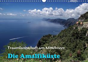 Traumlandschaft am Mittelmeer: Die Amalfiküste (Wandkalender 2020 DIN A3 quer) von Neurohr,  Heinz