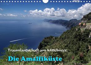 Traumlandschaft am Mittelmeer: Die Amalfiküste (Wandkalender 2020 DIN A4 quer) von Neurohr,  Heinz