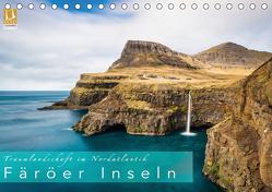 Traumlandschaft im Nordatlantik. Färöer Inseln (Tischkalender 2019 DIN A5 quer) von Feiner,  Denis