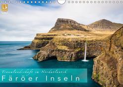 Traumlandschaft im Nordatlantik. Färöer Inseln (Wandkalender 2019 DIN A4 quer) von Feiner,  Denis