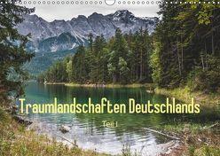 Traumlandschaften Deutschlands – Teil I (Wandkalender 2019 DIN A3 quer) von Hess,  Erhard