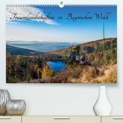 Traumlandschaften im Bayrischen Wald (Premium, hochwertiger DIN A2 Wandkalender 2021, Kunstdruck in Hochglanz) von Stadler,  Lisa