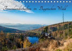 Traumlandschaften im Bayrischen Wald (Tischkalender 2019 DIN A5 quer) von Stadler,  Lisa