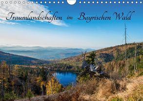 Traumlandschaften im Bayrischen Wald (Wandkalender 2018 DIN A4 quer) von Stadler,  Lisa